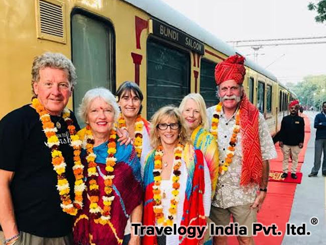 Luxury Train Tour India - Authorised by IRCTC & Govt  Of India