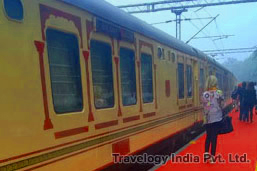 The Palace on Wheels Train - interior - Guest Photo Gallery