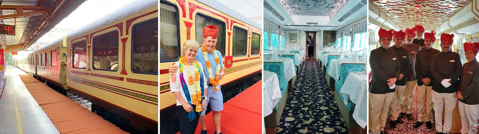 Palace on Wheels Photo Gallery