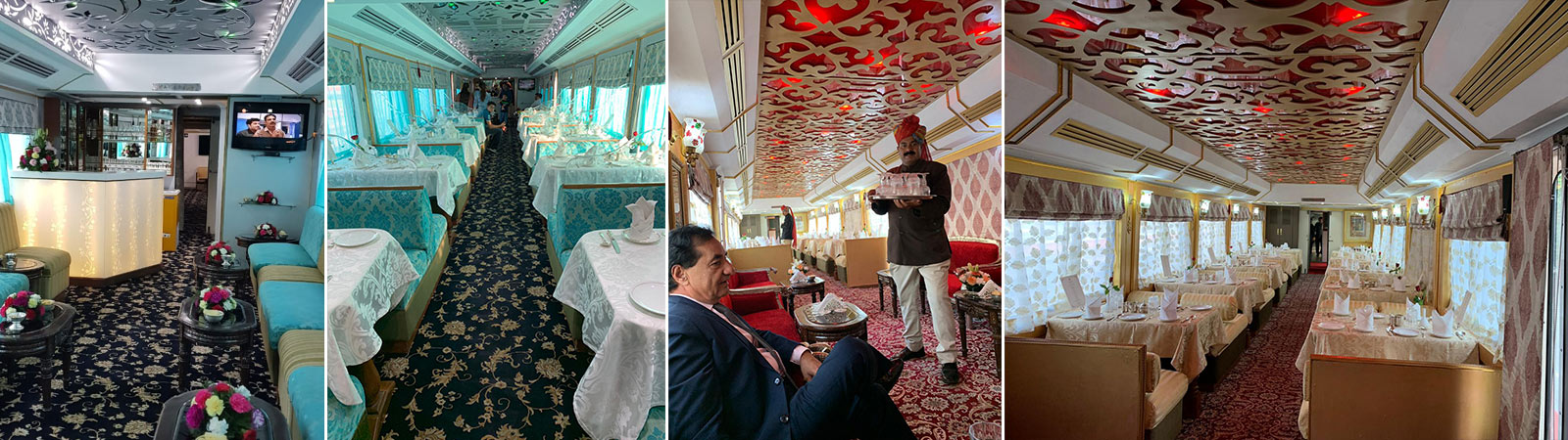 Palace on Wheels Thematic Restaurants