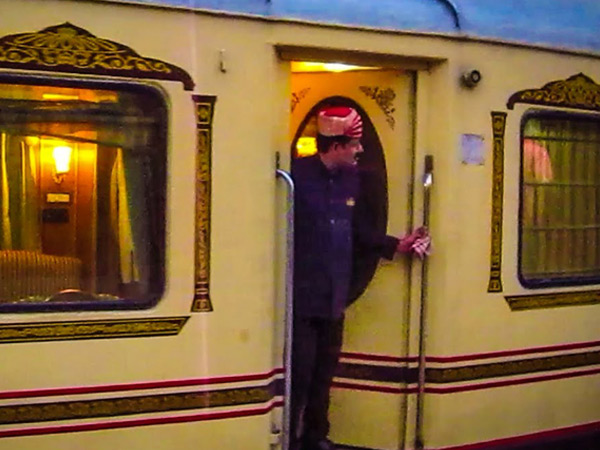 Bharatpur Coach of Palace on Wheels